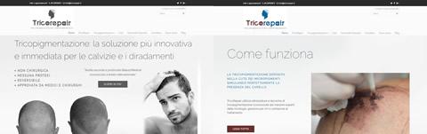 tricopigmentazione TricoRepair